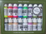 VAL70112 Model Color Set - Wargames Special (x16)
